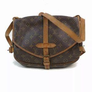 🌼Authentic Louis Vuitton Saumur 30🌼